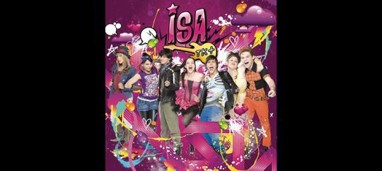 Soundtrack de Isa TK+