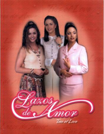 poster telenovela lazos de amor