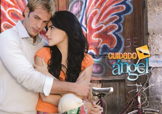 DVD de la telenovela Cuidado con el ángel
