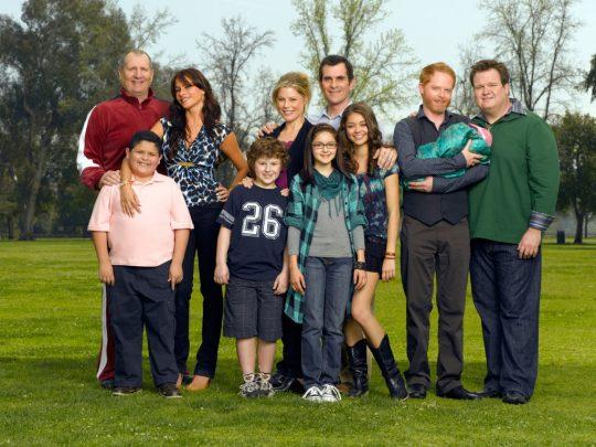 modern family familia moderna cityfamily