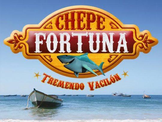 Foto de los protagonistas de Chepe Fortuna