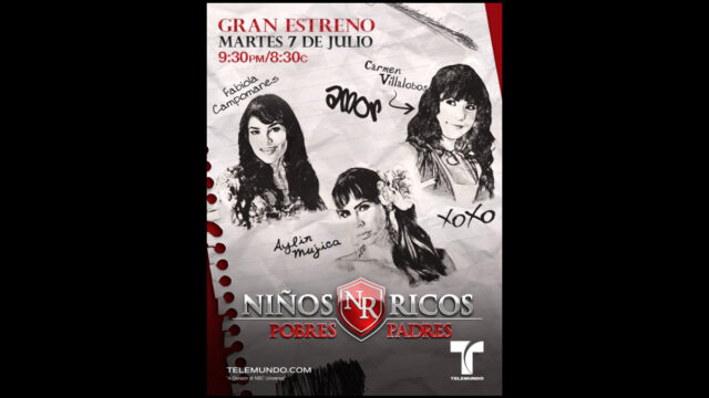 Gran Final de la telenovela Niños Ricos, Pobres Padres