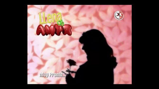 Primer promocional de la telenovela Llena de amor