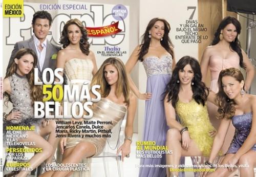 los 50 mas bellos tv