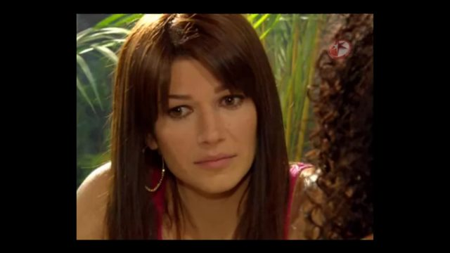 Victoria Díaz y Amairani en la telenovela Mar de Amor