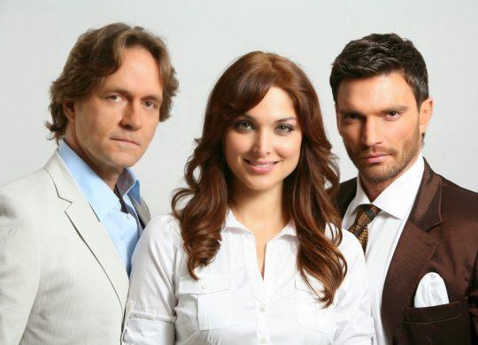 Eva Luna, primera producción de Univision Studios con Blanca Soto y Guy Ecker