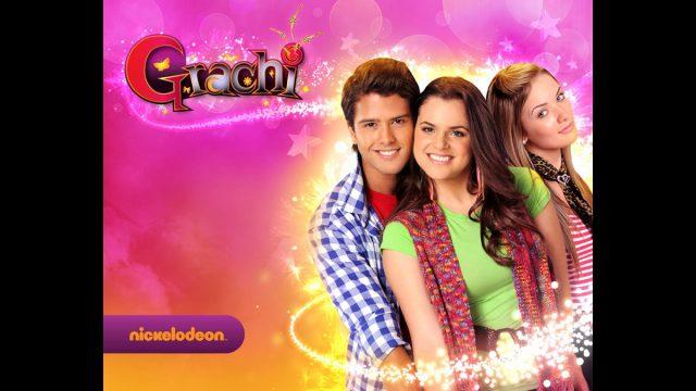 Fecha de estreno de la telenovela Grachi de Nickelodeon, logo final