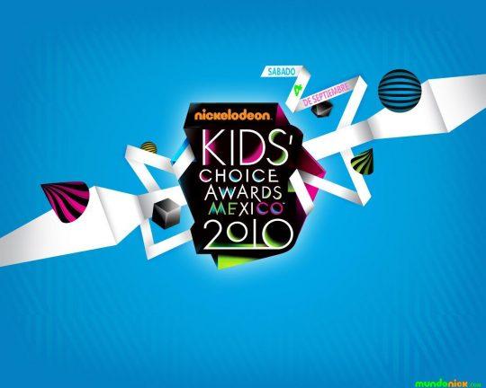 Telenovelas: Los prenominados a los Kids Choice Awards México 2010