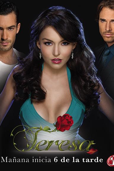promocionales telenovela teresa 1