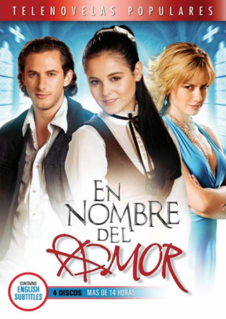 dvd en nombre del amor