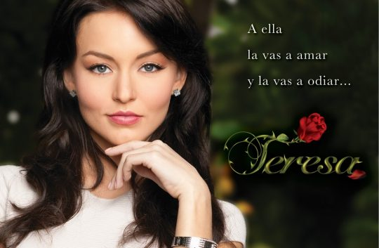 promocionales telenovela teresa 4