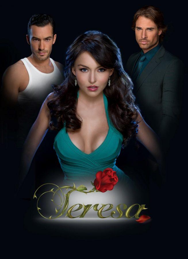 poster telenovela teresa