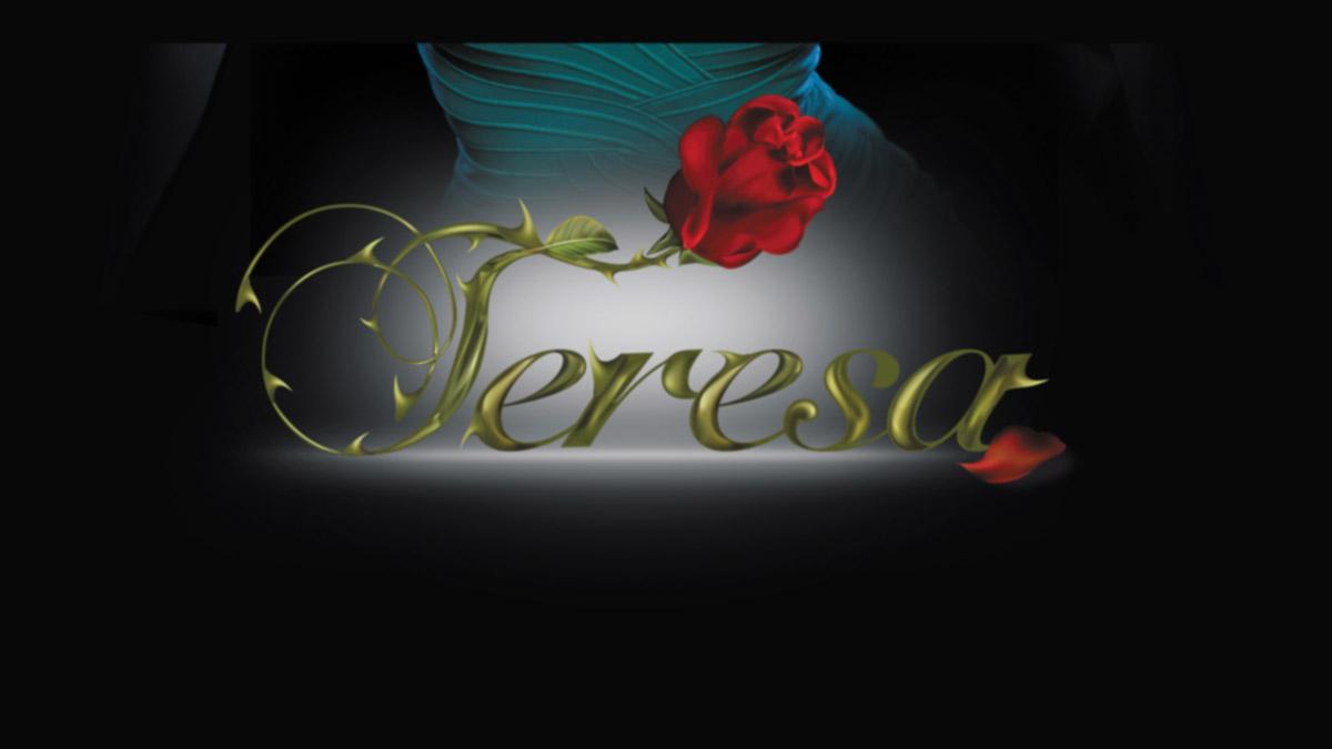 logo y sinopsis telenovela teresa