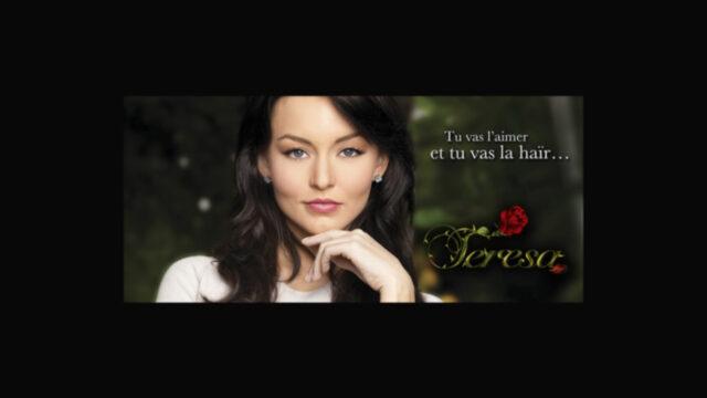 Primer poster de la telenovela Teresa