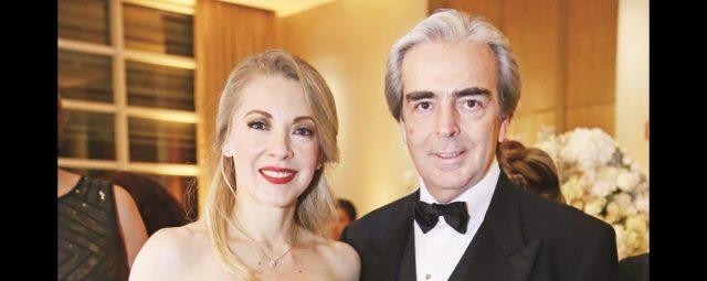 Edith González se casa con Lorenzo Lazo y espera su segundo bebé