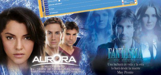 Televen estrena las novelas Aurora y El fantasma de Elena