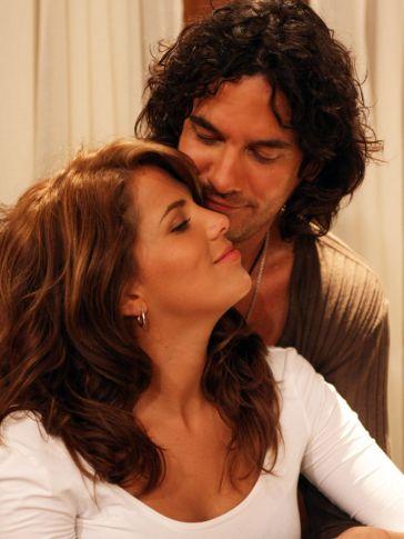 Margarita Muñoz y Mario Cimarro