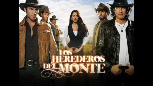 Elenco telenovela Los herederos del Monte