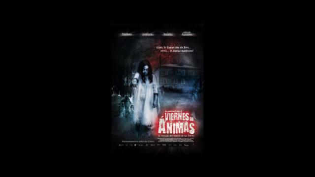Irán Castillo en la película Viernes de ánimas