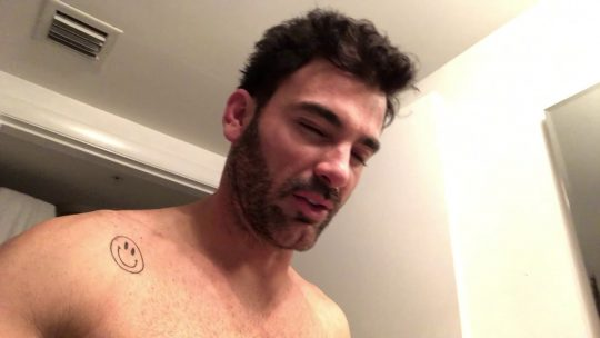 Mauricio Mejia en la novela Ni contigo ni sin ti