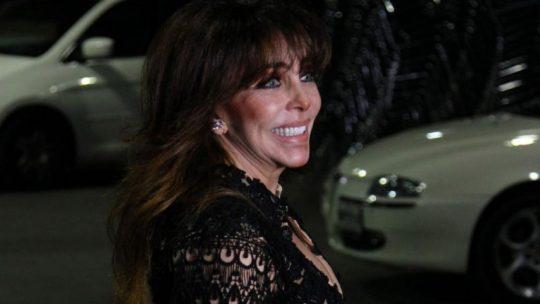 Verónica Castro con programa nocturno para el 2009