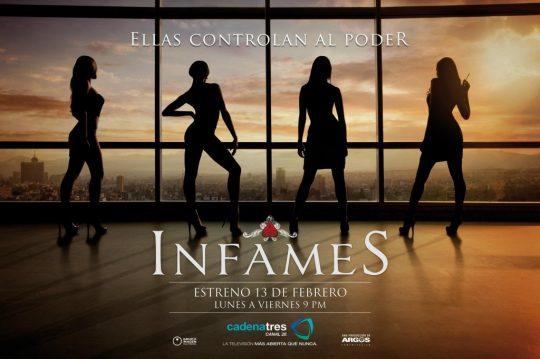 Música de la telenovela Infames