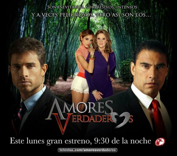 Canción de Arriaga y Victoria – Ahora tú de Malú (Amores veraderos)