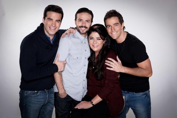 Canción de Jesse & Joy ft. Mario Domm en la telenovela Corona de lágrimas