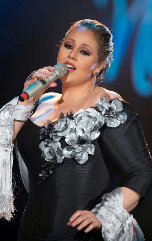 Alejandra Orozco Senora Mama
