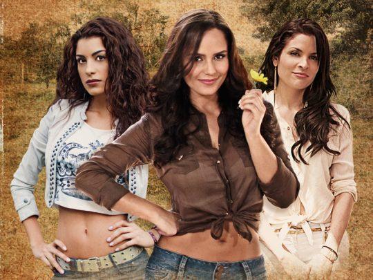 Música de la telenovela Las Bandidas
