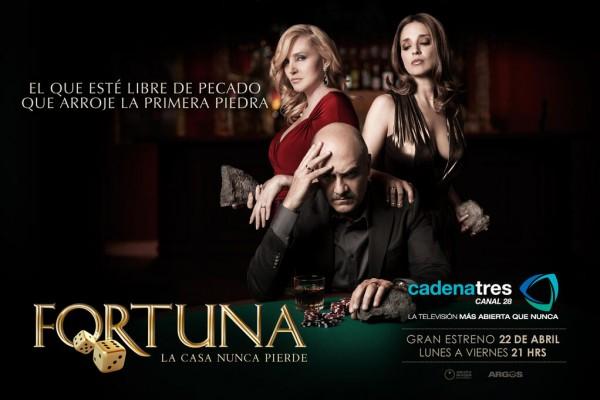 Música de la serie Fortuna