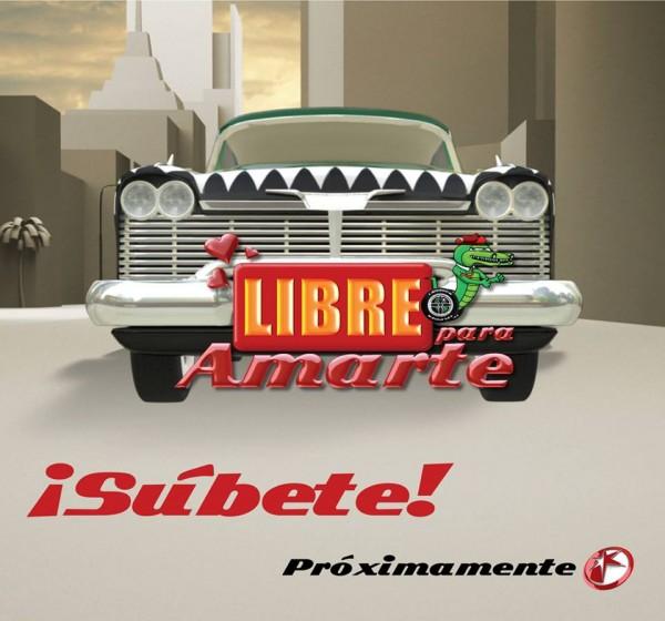 Música telenovela Libre para amarte