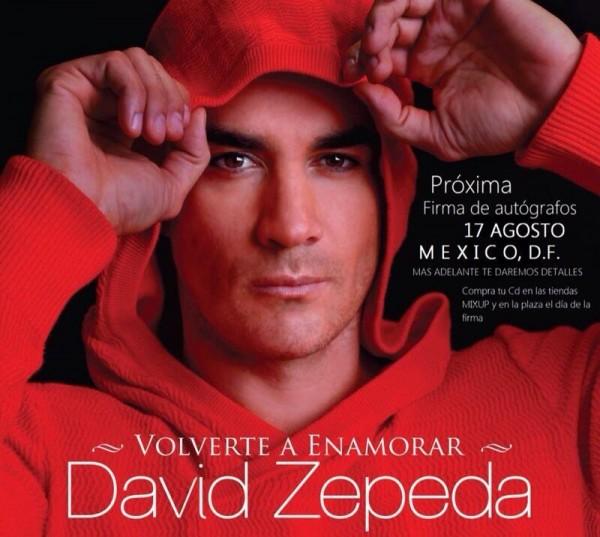 Canción de salida telenovela Mentir para vivir – David Zepeda