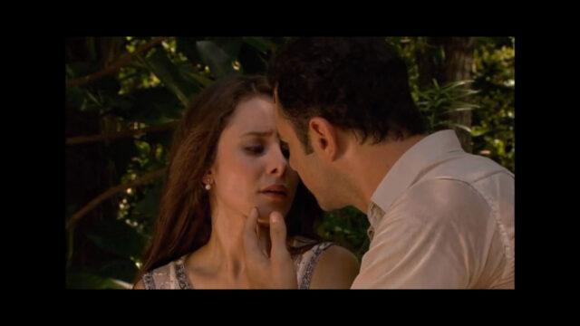 Canción de amor de Nadia y Víctor en Lo que la vida me robó