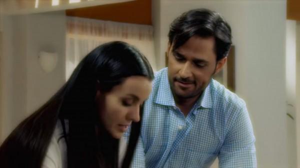 Si yo te contara, canción de Jorge y Juliana en Quiero amarte