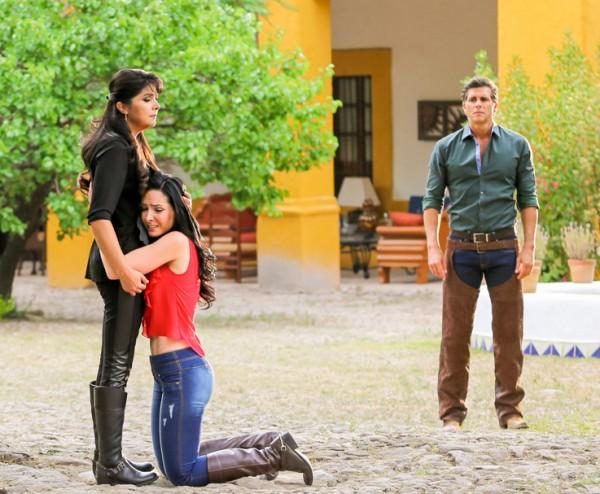 """Canción """"Perdón"""" del grupo Camila en la telenovela La malquerida"""