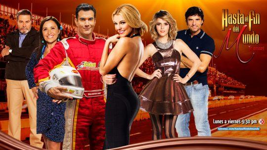 Música de la telenovela Hasta el fin del mundo