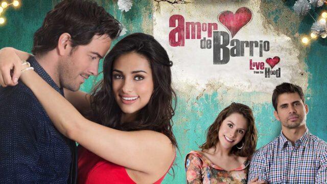 Música telenovela Amor de barrio