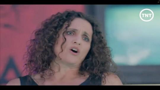 """Canción que canta """"La Pantera"""" en Señorita pólvora"""