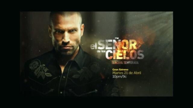 Canción tercera temporada El señor de los cielos