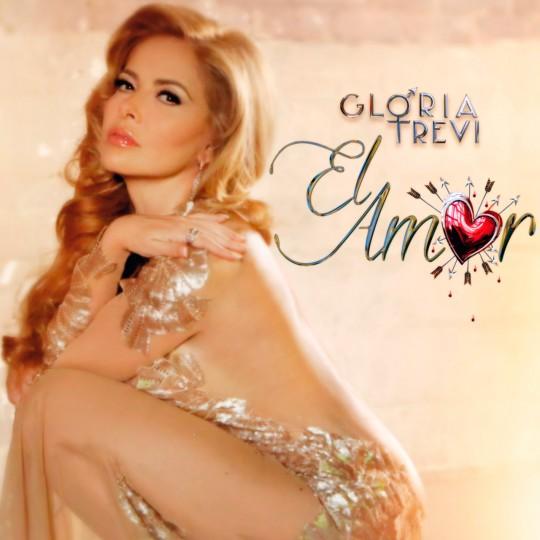 """Las canciones del álbum """"El Amor"""" – de Gloria Trevi"""