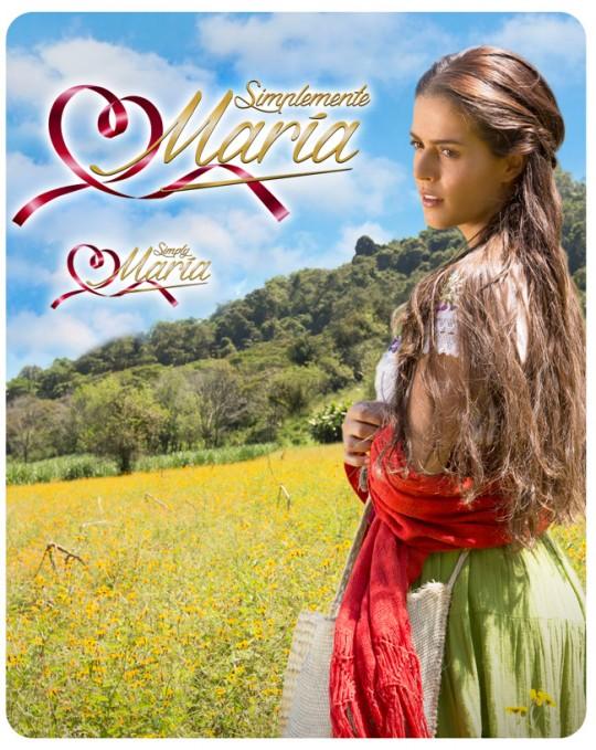 Canción de la telenovela Simplemente María