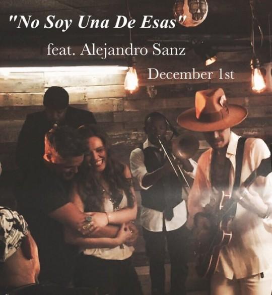 """""""No soy una de esas"""" – Jesse & Joy ft. Alejandro Sanz"""