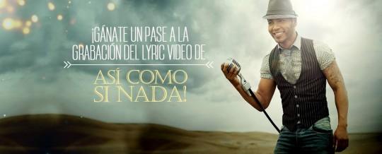 """Lyric Video """"Así como si nada"""" de Samo"""