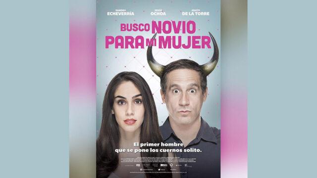 """Canción de la película """"Busco novio para mi mujer"""""""