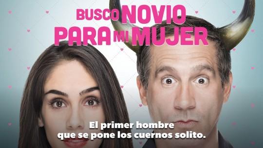 Soundtrack película Busco novio para mi mujer