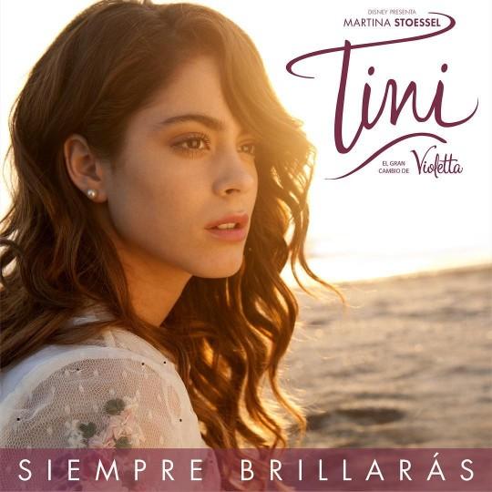Tini – Siempre brillarás (Letra y Videoclip)