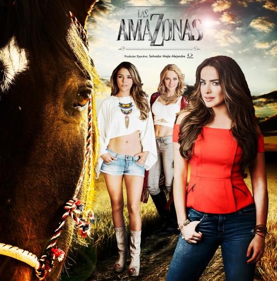 Canción de la telenovela Las Amazonas