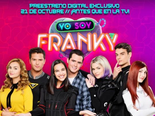 Isabella Castillo – La Luz (Letra y video) – Yo soy Franky