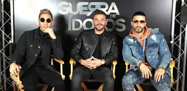 Pedro Capó, Luis Figueroa, Christian Pagán – Todo